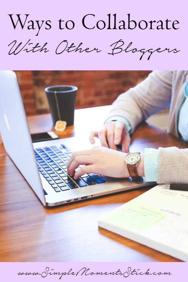 Collaborating with other bloggers is a great way to grow your brand but, if not done right, does you no good at all.  Here are some great ideas of how to collaborate well with other bloggers.