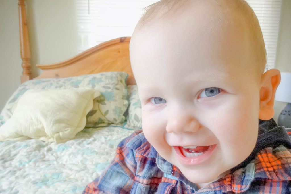 The most fun kiddo at 12-15 months! #monthlyupdate #toddler #childhood #15months
