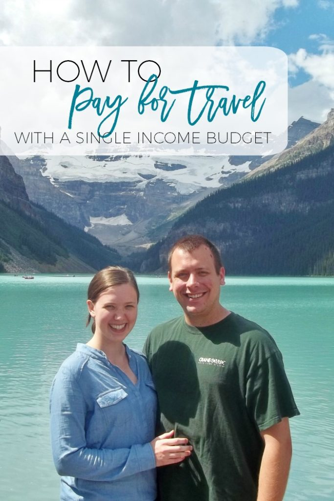 Check out how one couple pays for travel on a single income ministry salary!