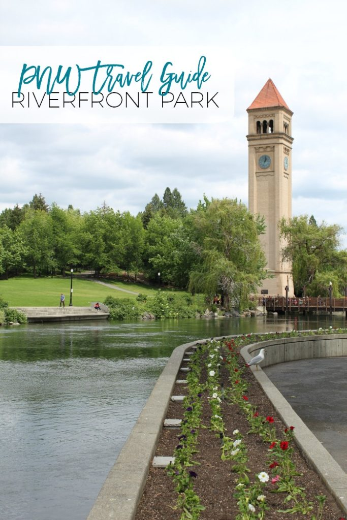 Looking for a fun travel destination in the PNW?  Riverfront park is the best...  and there's over 100 acres of fun!!!