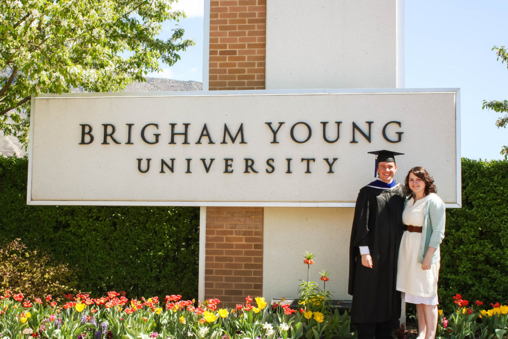I debated long and hard - should I get married in college? Would it kill my goals and dreams? I did, and what I learned through it shocked me!