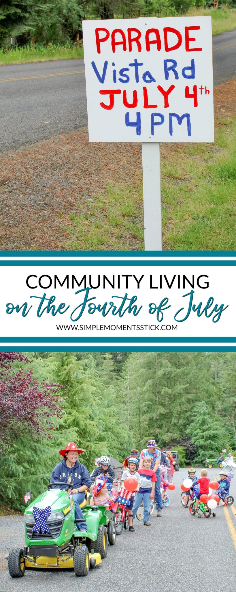 Community living is key for a successful, happy life! #4thofJuly #Julyfourth #Independenceday #fourthofjuly