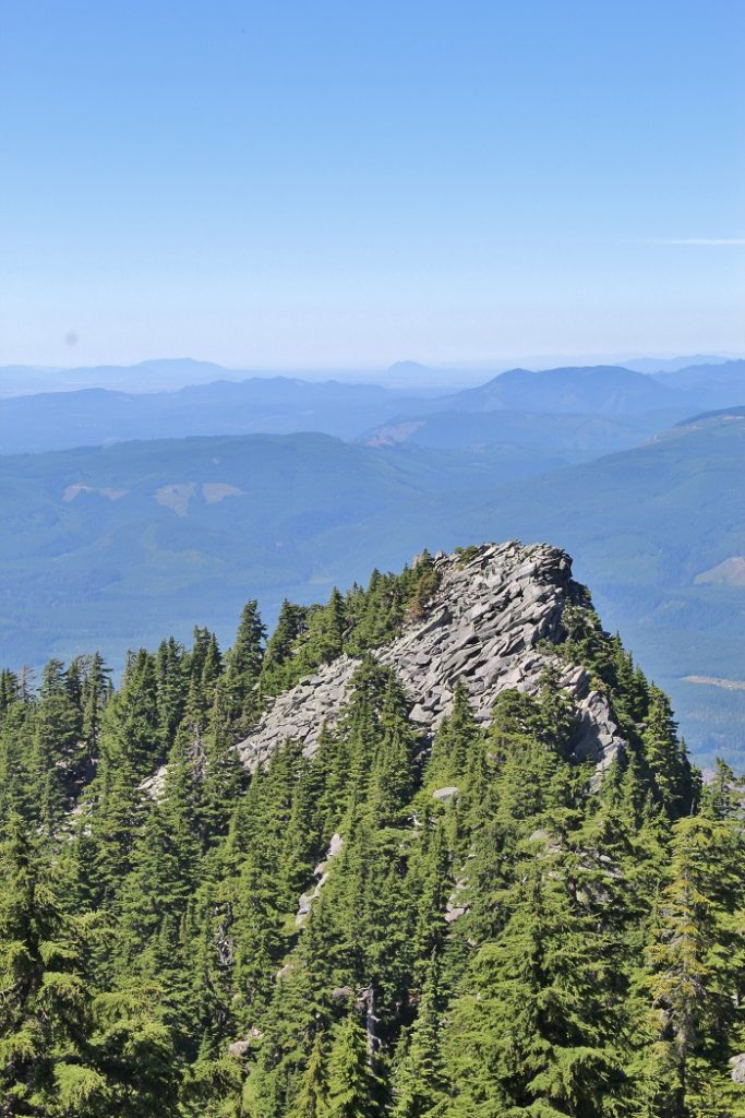 Hiking is the perfect summertime activity and hiking Mt. Pilchuck is something everyone should do!