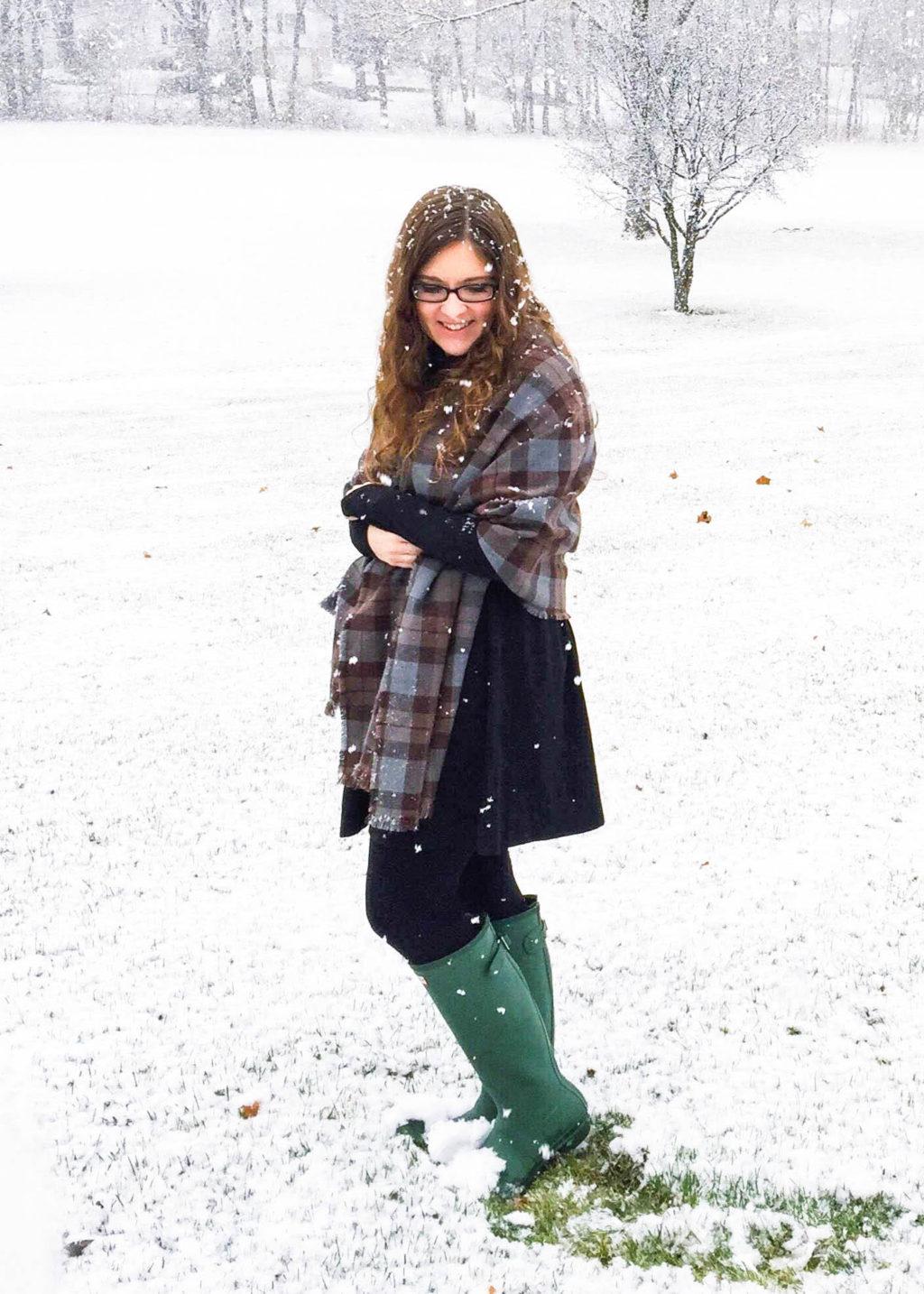 Fantastic winter wardrobe inspiration!
