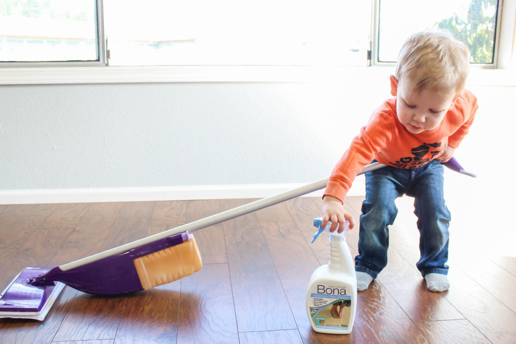 Are you motivated to do all the cleaning while pregnant? Check out these five easy to forget places that you should clean before your baby arrives!