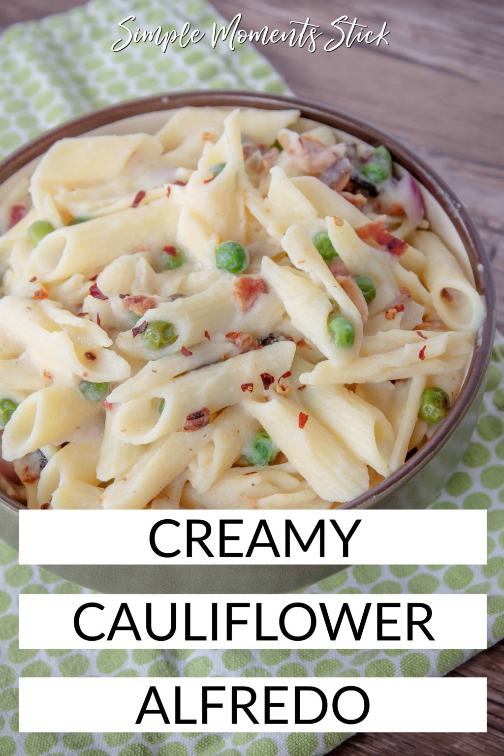 How to make cauliflower alfredo! You don't want to miss this recipe! #recipe #dairyfree #pasta #alfredo #dairyfreealfredo #cauliflower #cauliflowerrecipe