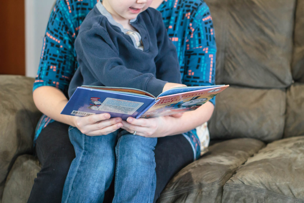 Interactive read aloud tips for toddlers
