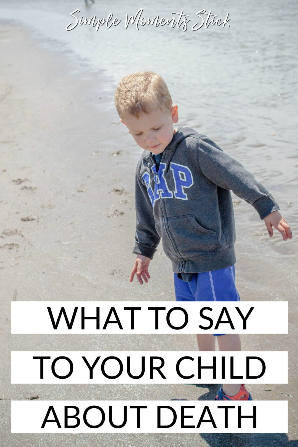 It's impossible to know how to talk to your preschooler about death but maybe these tips will help!
