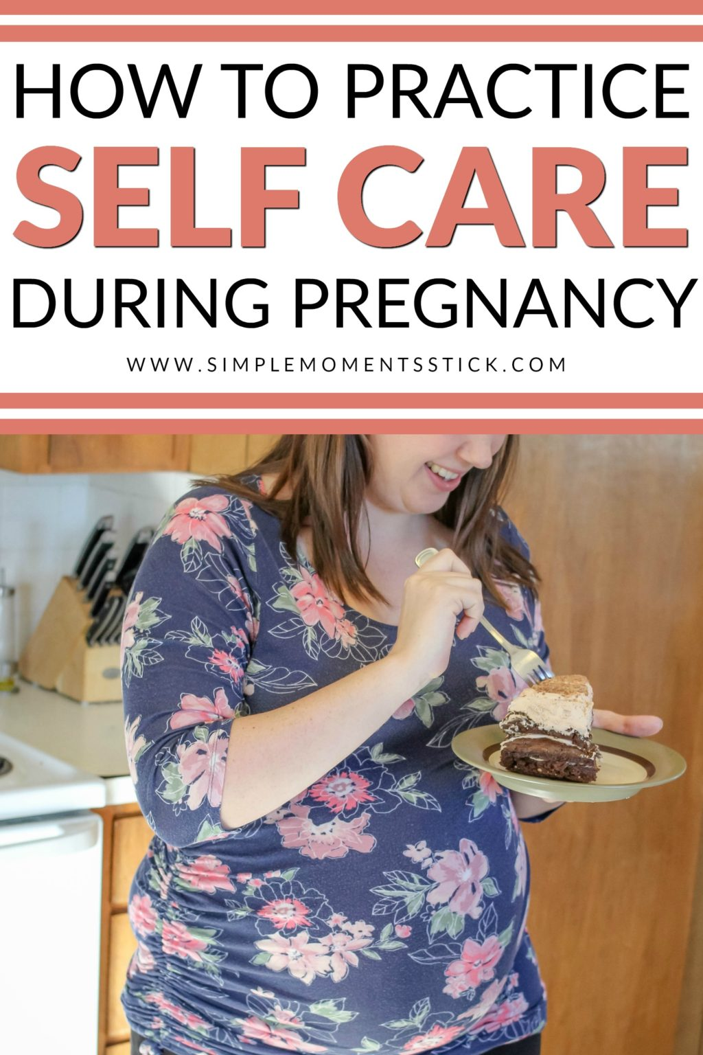 Self care for pregnant moms. It's what all of us pregnant women are searching for. I'm giving you six tried and true self care ideas while pregnant from a third time mom. Self care during pregnancy doesn't have to be impossible!