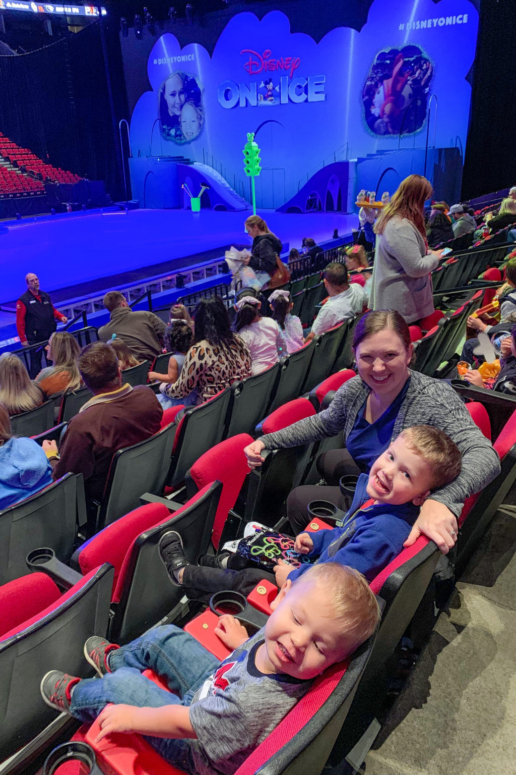 Disney on Ice with Kids. Disney on Ice Mickey's Search Party. How to save money at Disney on Ice