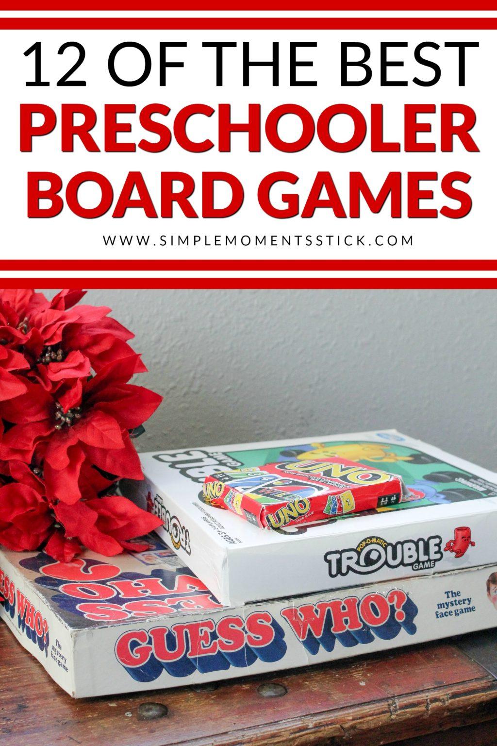 Best board games for kids. Preschooler board games. Best board games for preschoolers