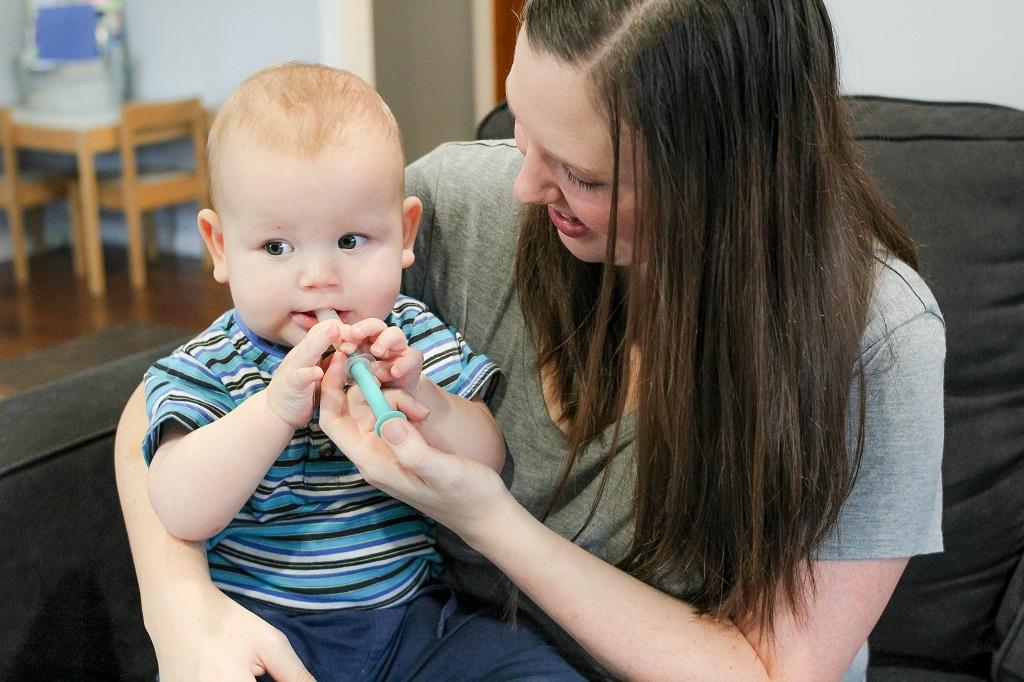 Evivo probiotic. Probiotic for babies