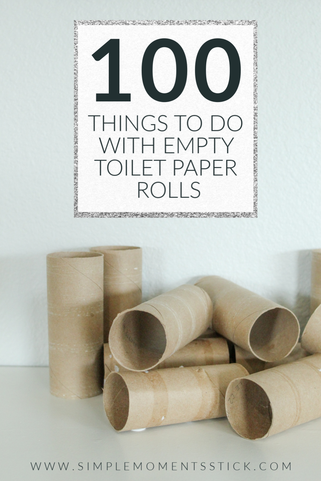 Things to do with toilet paper rolls. Empty toilet paper rolls. Things to do with empty toilet paper rolls