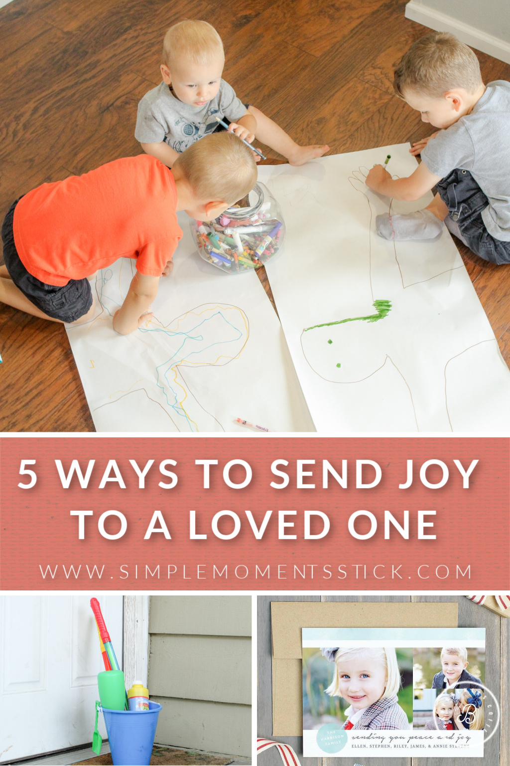 How to bring joy to others