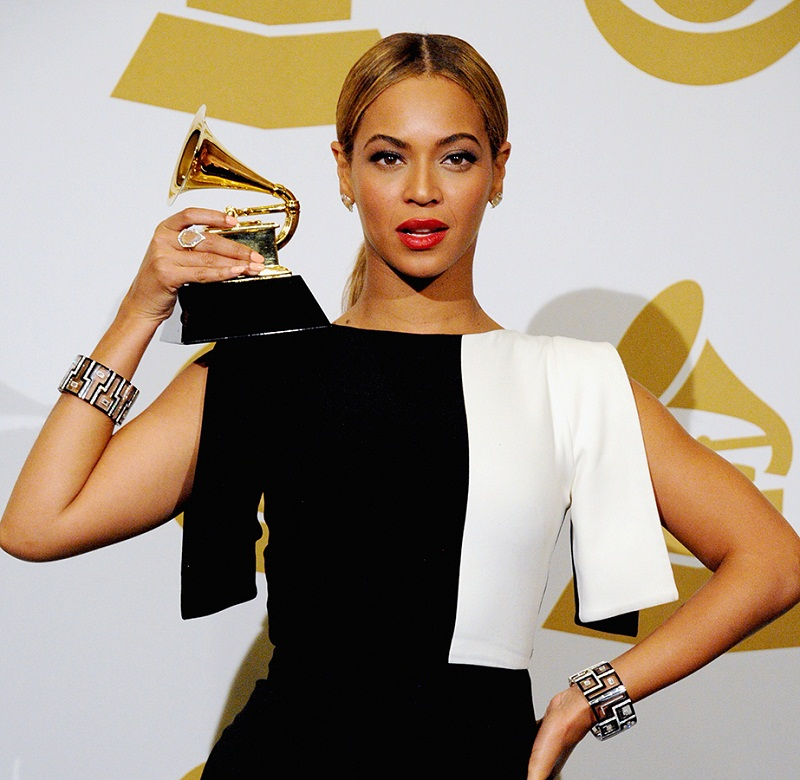 Beyonce no Grammy 2015