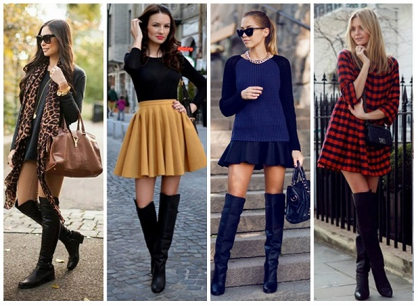 botas over the knee moda sem limites tendência 2015