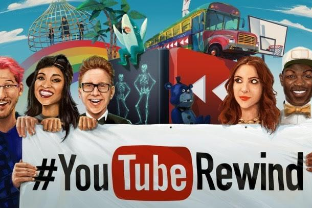 Video retrospectiva Youtube rewind