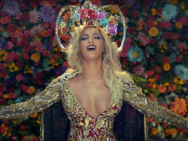 show beyonce + coldplay make fashion blog
