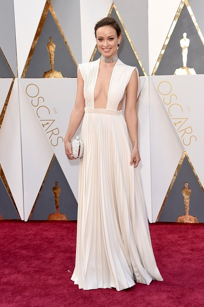olivia wilde melhores looks do red carpet oscar 2016