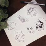 Pet Day Tattoo : Animais, Tatuagem, Música, Gastronomia e mais!