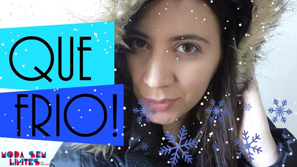 video youtube carol velloso sobre o frio