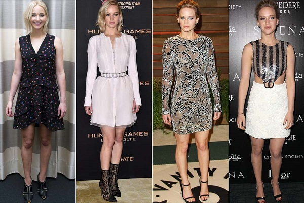 jennifer lawrence moda estilo
