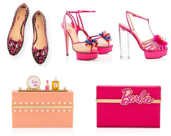 charlotte olympia + barbie 2016