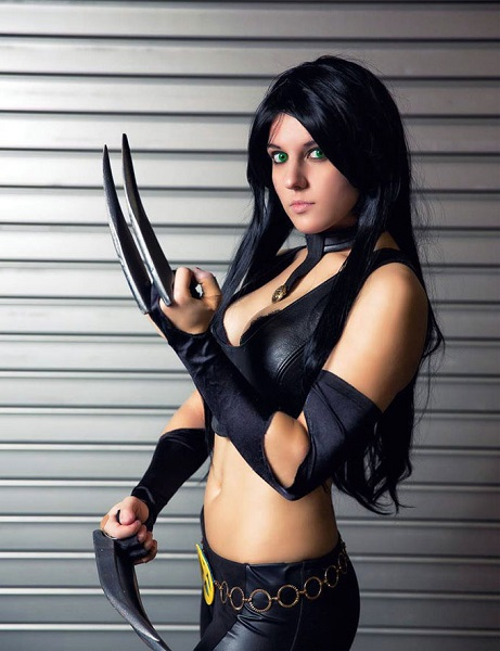 COSPLAY FANTASIA X MEN