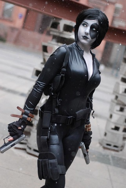 domino fantasia x men cosplay moda sem limites