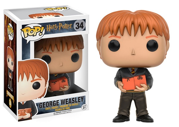 george weasley harry potter toy