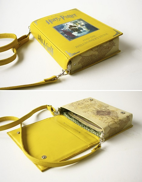 harry potter bolsa geek