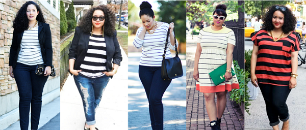 LOOK PLUS SIZE LISTRAS
