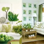 Como Decorar Usando a Cor do Ano, Greenery!