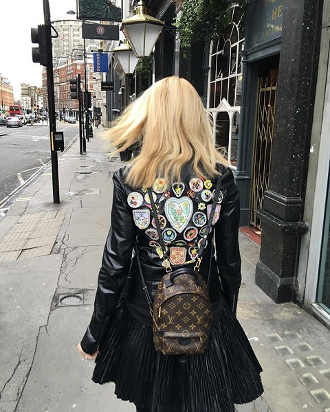 backpack palm spring fashion trend 2017