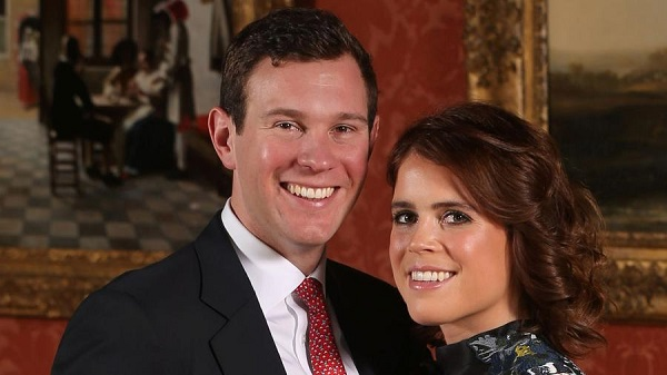 princesa eugenie e jack brooksbank noivado real