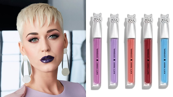 katy perry covergirl lipgloss