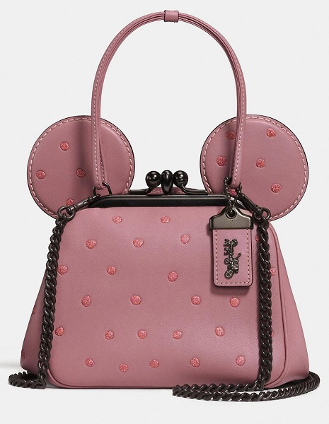 disney bolsa minnie coach 2018