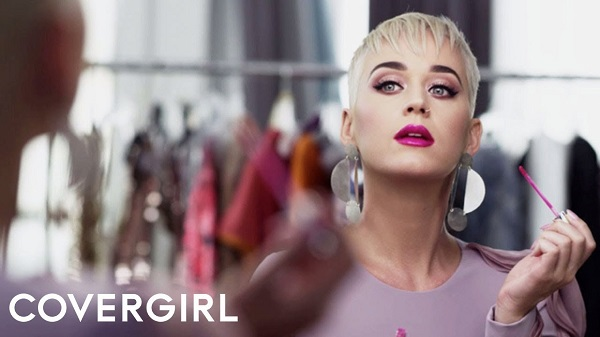 katy perry covergirl gloss