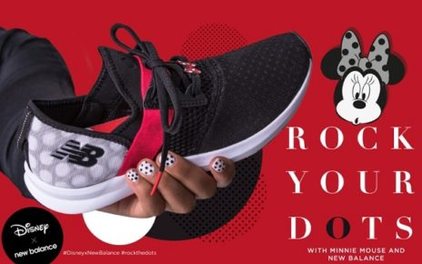 new balance e minnie mouse 2018 tenis