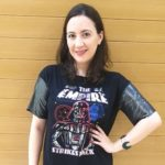 Look do dia: Vestido Star Wars!