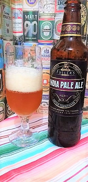cerveja india pale ale fullers resenha