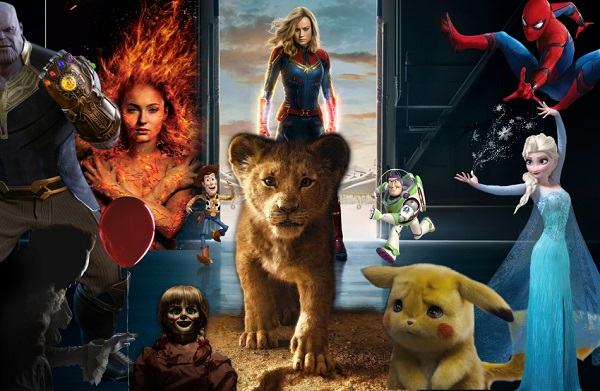 cinema 2019 filmes incriveis
