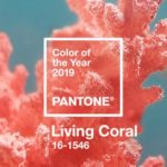 Living Coral: A Cor do Ano de 2019!