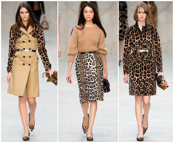 animal print passarela tendencia moda 2019