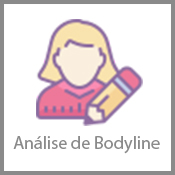 Ícone Analise de Bodyline