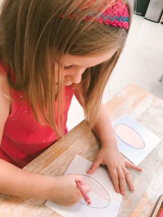 Montessori Basics: How we Teach Handwriting
