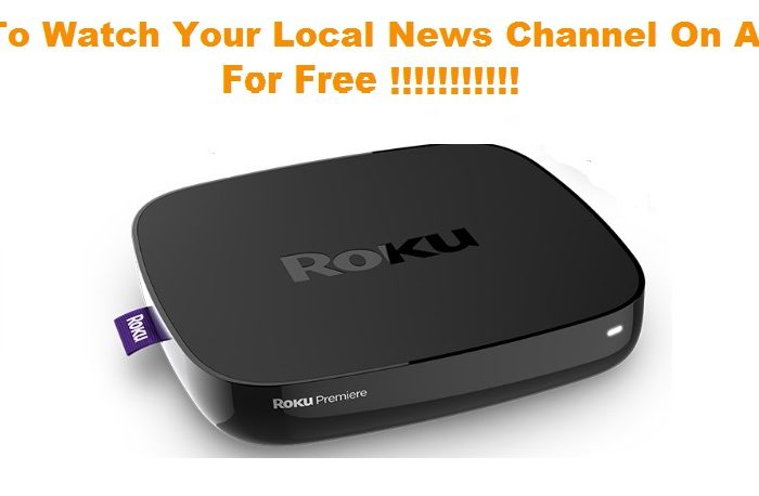How To Watch Local News On A Roku