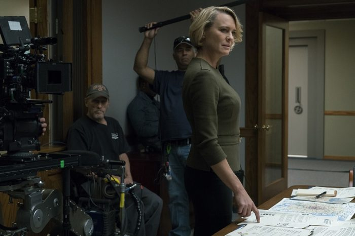 House Of Cards Returning In The Fall