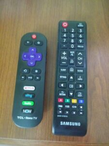 Tcl remote vs normal remote
