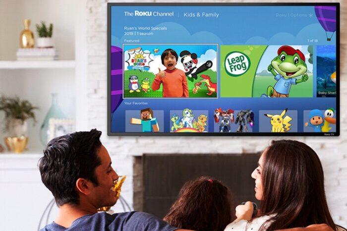 Roku Launches Kids Hub